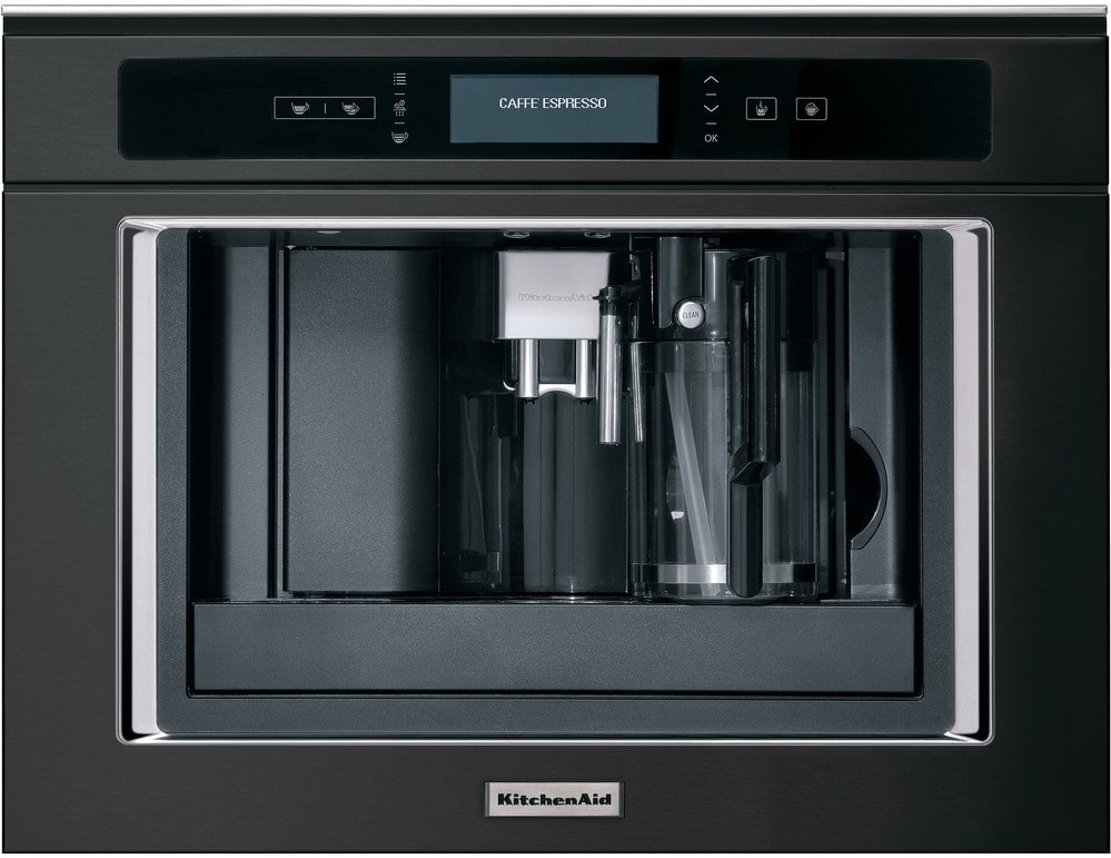 Эспрессо кофемашина KitchenAid KQXXXB 45600